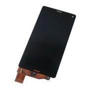 Ecran Complet Lcd + Tactile Assemblé Pour Sony Xperia Z3 Compact Noir D5803