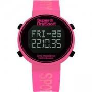 Дамски часовник Superdry Digi Pedometer SYL203P