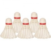 AS Badminton Shuttle Cocks in White - Micro 1000 Quality Standard size