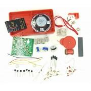 Homebrew DIY Radio AM High Sensitivity 7 Stone Superheterodyne Receiver Production Kit HX 108-2