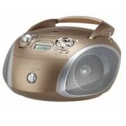Grundig GRB 2000 - CD-Radio / USB - Travertin/Silber