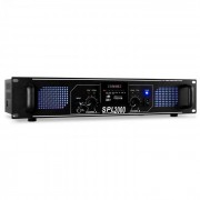 Skytec Amplificador HiFi PA SPL-2000-MP3 LED 2000W USB SD (SKY-178.774)