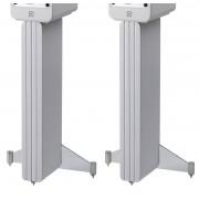 Q Acoustics Concept 20 Speaker Stands Gloss White (Pair)