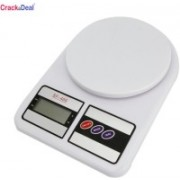 CrackaDeal Sf 400 7kg Weighing Scale(Off-White)