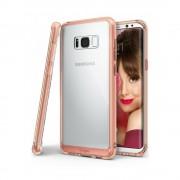 Husa Samsung Galaxy S8 Plus Ringke Fusion Rose Gold