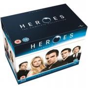 Universal Pictures Heroes - Seizoen 1-4