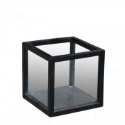 LANTERN - Black Square Small