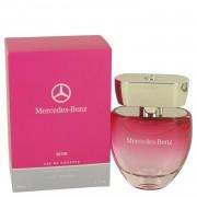 Mercedes Benz Rose by Mercedes Benz Eau De Toilette Spray 2 oz
