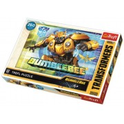 Puzzle Trefl - Transformers, Bumblebee, 260 piese XXL (13243)