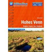 Michael Moll - Hikeline Hohes Venn. Belgien, Eupen, Spa, Malmedy, 426 km, 1 : 35 000, GPS-Tracks Download, wasserfest - Preis vom 24.05.2020 05:02:09 h