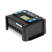 Solarny regulator ładowania PWM SOL-30ED 12/24 - 30A (wyświetlacz LCD)