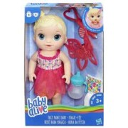 Papusa Hasbro Baby Alive Doll Face Paint Fairy Blonde