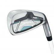 Wilson ProStaff Lady HDX Iron Set 5-SW Golf Set Graphite -Left