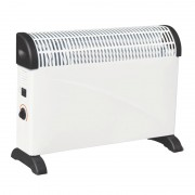 Convector electric Hausberg HB-8200, 2000 W, 3 trepte incalzire