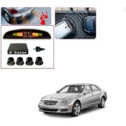 Auto Addict Car Black Reverse Parking Sensor With LED Display For Mercedes Benz S-Class