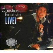 Video Delta Bautista,Christian - Live! Just A Love Song - CD