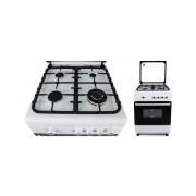 INFINITON Cocina de gas con Horno Infiniton CC6660BLHE clase A
