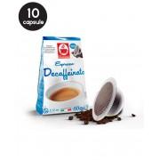 10 Caspule Bonini Espresso Decaffeinato - Compatibile Bialetti