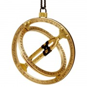 Kala Reloj de sol de bolsillo de diseño antiguo
