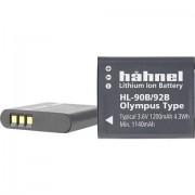 Batteria ricaricabile fotocamera Hähnel sostituisce la batteria originale Li-90B, Li-92B