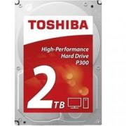 "2TB Toshiba, SATA 6.0 Gbit/s, 7200rpm, 64MB, 3.5""(8.89 cm), bulk"