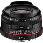 Pentax 15mm F/4 HD DA ED AL Limited - ARGENTO - 4 ANNI DI GARANZIA