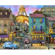 Springbok Puzzles Eiffel Magic Jigsaw Puzzle (1000 Piece)