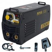 Aparat de sudura tip invertor STROMO MMA 300, Cablu 3m, 320Amps