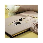 Love Bird Traditional Guest Book