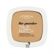 L´Oréal Paris True Match Compact Powder 3D-W3 Golden Beige 9g