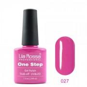 Oja semipermanenta OneStep Lila Rossa Professional 7.3ml OLROS027