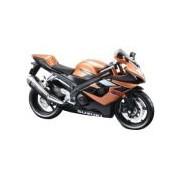 Maisto Suzuki Gsx R 1000 Diecast Bike Brown