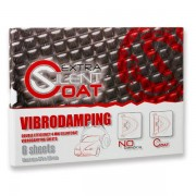 Silent Coat Extra - Shop Pack - 4mm - 6 sheets
