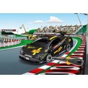 Masinuta Junior Kite Revell - Masina de curse neagra - RV0809