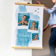 smartphoto Välkomstposter