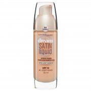 Maybelline Dream Satin Liquid Foundation 30ml (Various Shades) - 45 Light Honey