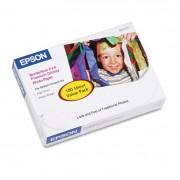 Premium Photo Paper, 68 Lbs., High-Gloss, 4 X 6, 100 Sheets/pack