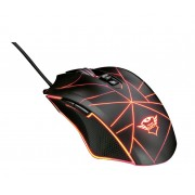 Trust GXT 160 Ture Illuminated Gaming Mouse Black 22332