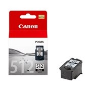 Canon PG-512 Original Ink Cartridge - Black