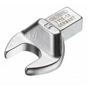 Gedore 7112 Insteek-steeksleutel 9x12 - 9mm