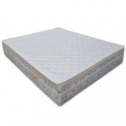 Saltea Ortopedica Pocket Memory AloeVera 7 Zone Confort SA-104revi 90x190x25 cm