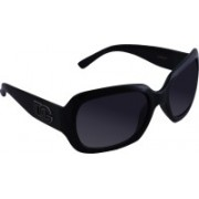 D&G Rectangular Sunglasses(Black)