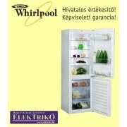 Whirlpool WBE34112W A++ alul fagyasztós hűtőszekrény