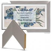 """Frame My TV Deco TV Frames Marco de acero inoxidable cepillado personalizado para Samsung The Frame TV (59.7"""")"""