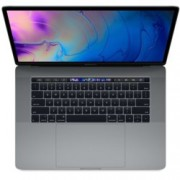 "Лаптоп Apple MacBook Pro 15 (MR942ZE/A) Space gray, 6-core i7-8850H 2.6G/4.3GHz, 15.4"" (39.11 cm) Retina дисплей, Radeon Pro 560X 4GB, 16GB DDR4, 512GB SSD, 4xUSB-C(Thunderbolt 3), macOS High Sierra, 1.83 kg, Touch Bar with Touch ID"
