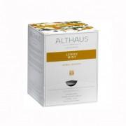 Ceai Althaus Lemon Mint Pyra Pack (15 plicuri piramida)