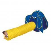 Cort de joacă cu tunel Bino Elefant