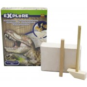 Play Fun Utgrävningskit Dinosaurie Tyrannosaurus Rex - SES Excavate Dino