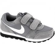 Nike Grijze MD Runner velcrosluiting