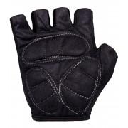 KILPI Cyklistické rukavice AZUMA EU0310KIBLK Černá M